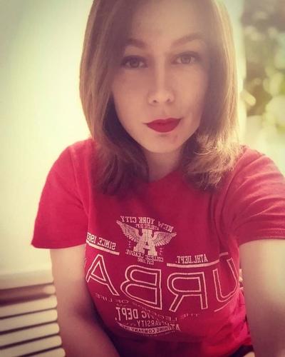 Анастасия Похиталюк, Киев