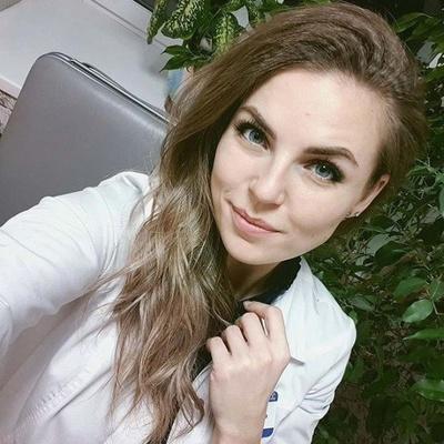 Ольга Смирнова, Москва