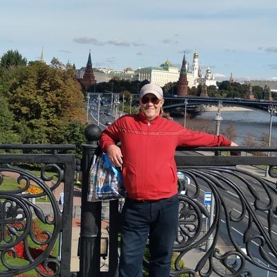 Андрей Андреев, Москва
