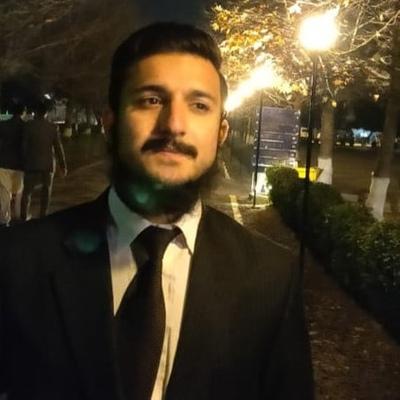 Hashim Ali, Islamabad