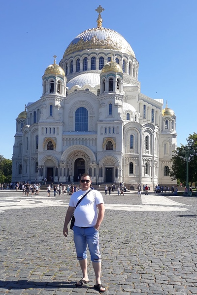 Александр Матюхин, Санкт-Петербург