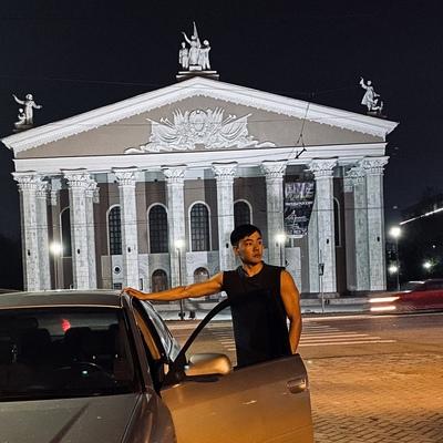 Султанчик Турусбеков, Бишкек