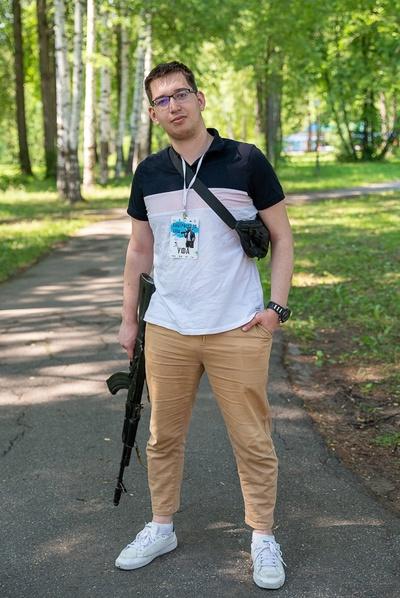 Данил Рогожин, Уфа