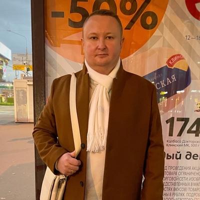 Дмитрий Громов, Москва