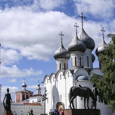Мариночка Конева, Вологда