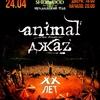 ANIMAL ДЖАZ | 24.04.21 | SHERWOOD PUB, МЫТИЩИ
