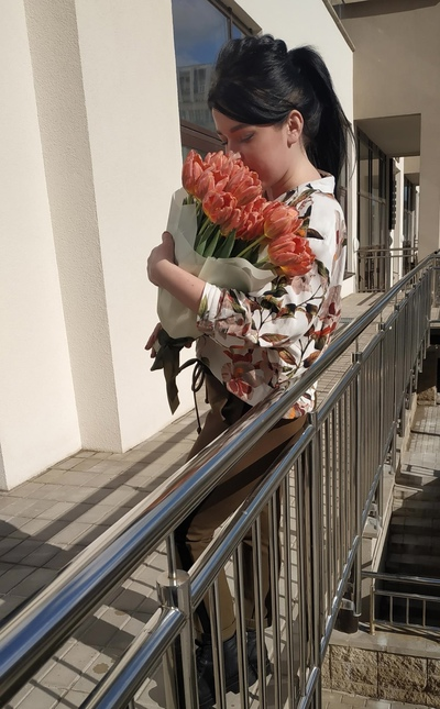Rozella Holzmann, Санкт-Петербург