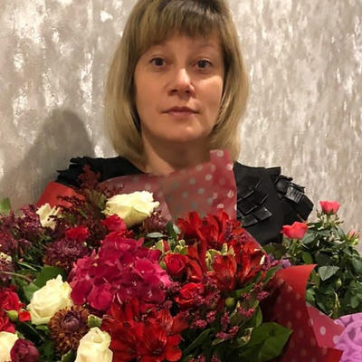 Наталия Агапова