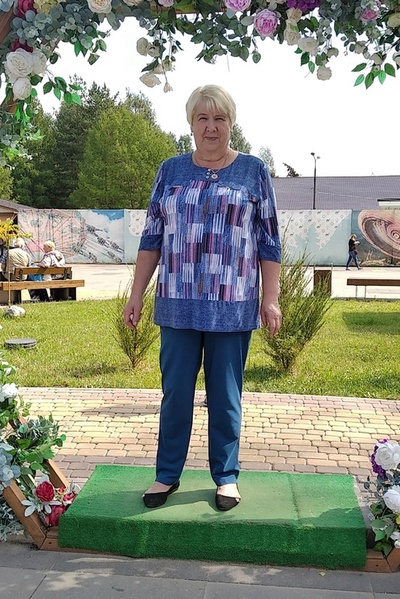 Nadezhda Dmitrakova-Litvinova