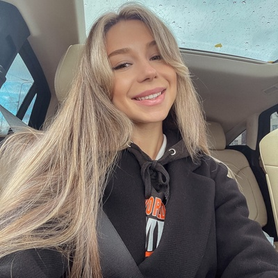 Карина Филатова, Санкт-Петербург
