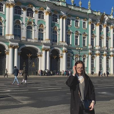 Анастасия Раутова, Санкт-Петербург
