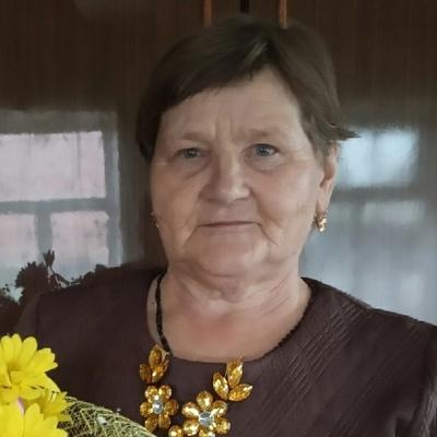Anna Cheryomkhina