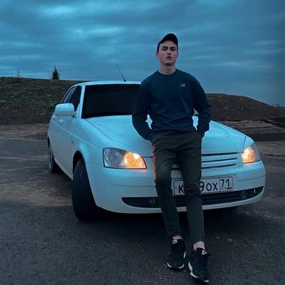 Никита Ефимов, Рязань