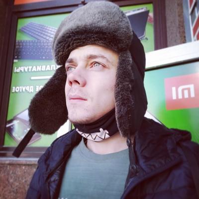 Лёня Колосов, Луганск