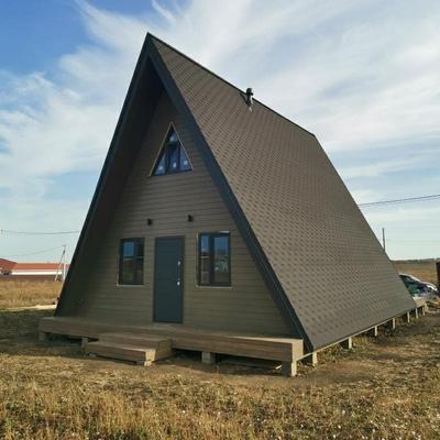 Треугодный Дом