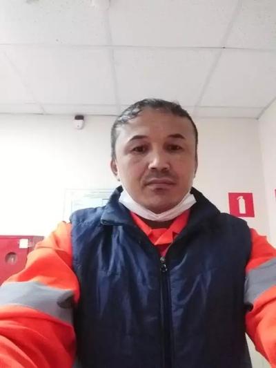 Азамат Эшкузиев, Курган-Тюбе