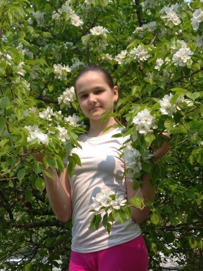 Анастасия Самусенко, Тюмень