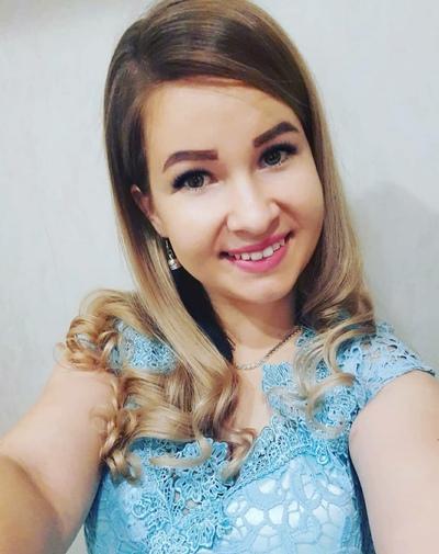 Ульяна Охотникова