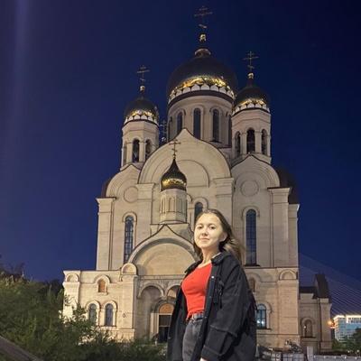 Анна Маныкина, Владивосток