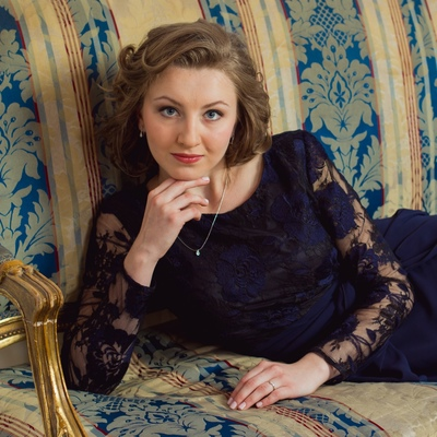 Оксана Сотникова, Санкт-Петербург