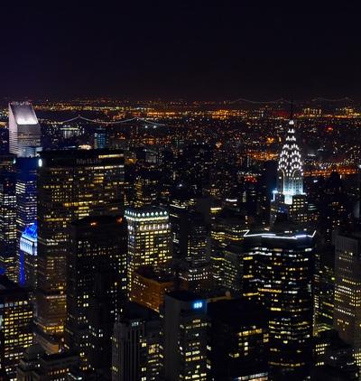 Андрей Аристов, New York City