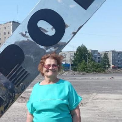 Надежда Сибагатова, Екатеринбург