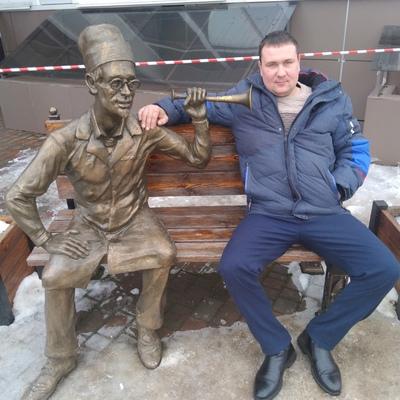 Anton Tereshin, Vyazniki