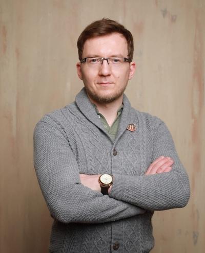 Павел Домрачев, Москва