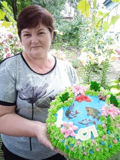 Валентина Посошенко, Краснодар