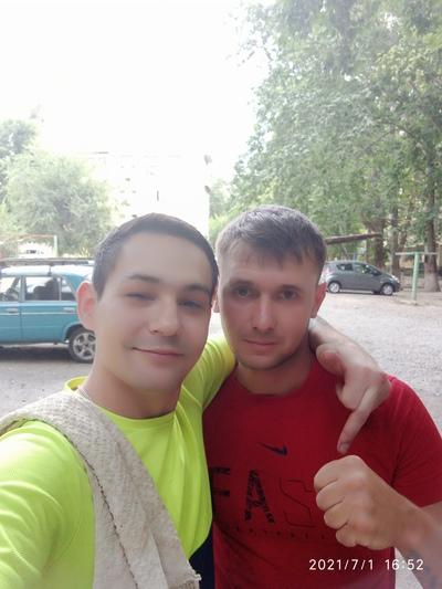 Сабирчик Алимов, Москва