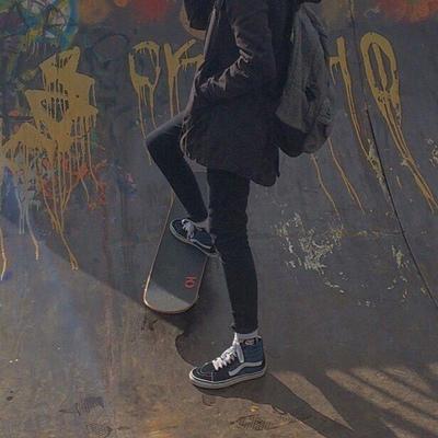 小さい スケーター