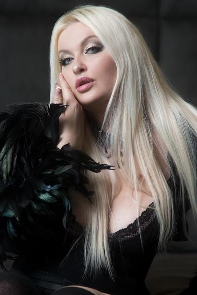 Lyudmila Angel, Moscow