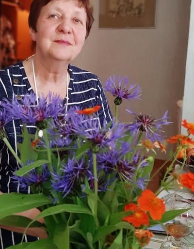 Татьяна Давыдова, Петрозаводск