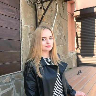 Есения Осипова, Санкт-Петербург