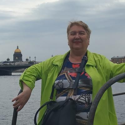 Любовь Смирнова, Санкт-Петербург