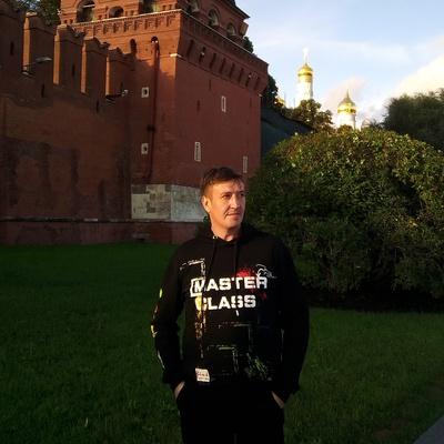 Андрей Петров, Москва