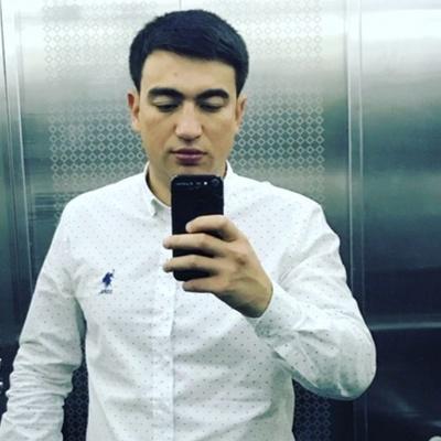 Максат Исмаилов
