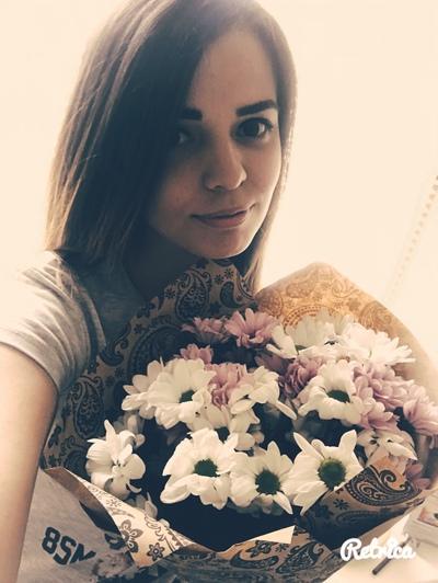 Анастасия Каллерман, Москва