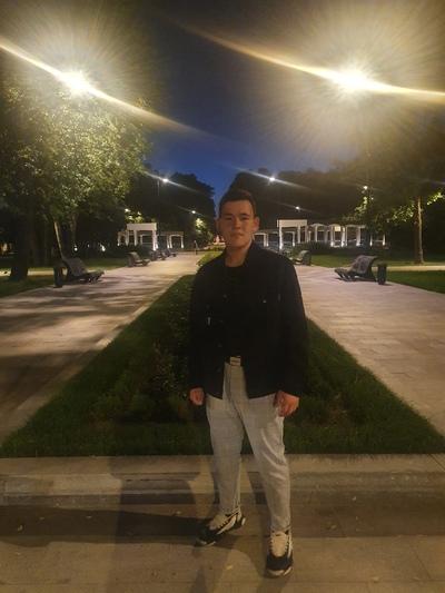 Srur Izmailov, Астрахань