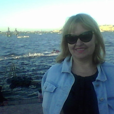 Нина Горюнова, Санкт-Петербург