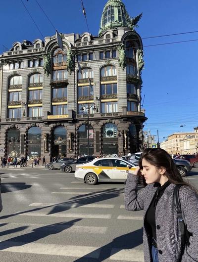 Лидия Зиалян, Петрозаводск