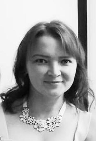 Evgenia Grishina, Moscow