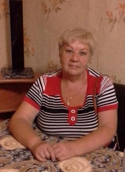 Любовь Егорова-Столярова