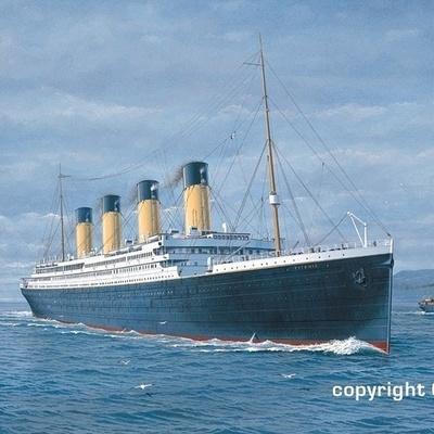 Titanic RMS, Одесса