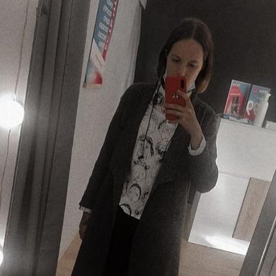 Анастасия Ганзиева, Няндома