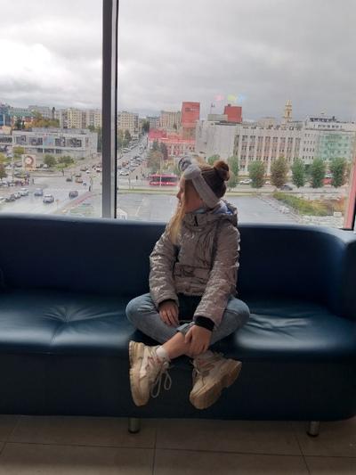 Анна Чащина, Пермь