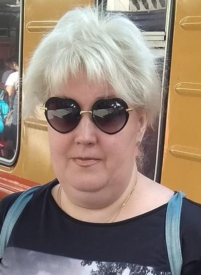 Наталья Лукьянова, Москва
