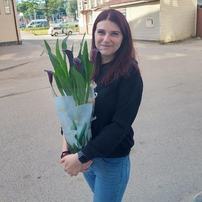 Ольга Квятковская, Смоленск
