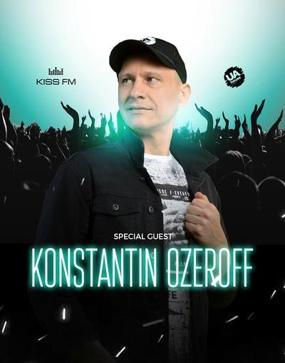Konstantin Ozeroff, Kyiv