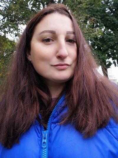 Anastasia Nikitina, Moscow